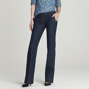 J Crew City Fit Flare Jeans - 6